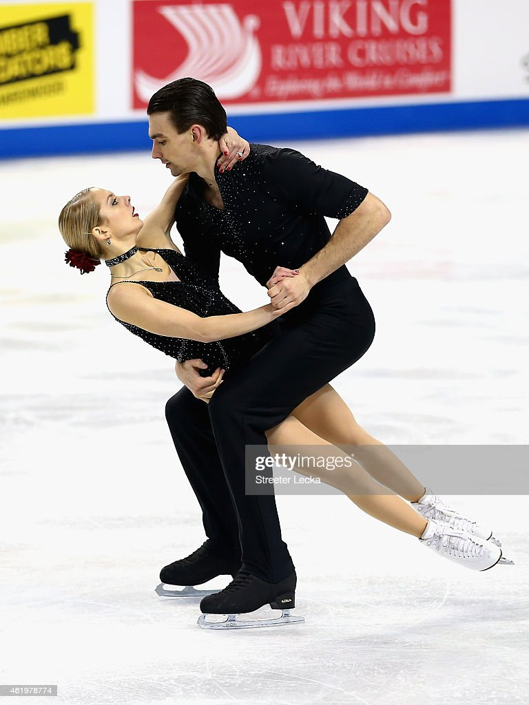 2015 Prudential U.S. Figure Skating Championships - Day 1