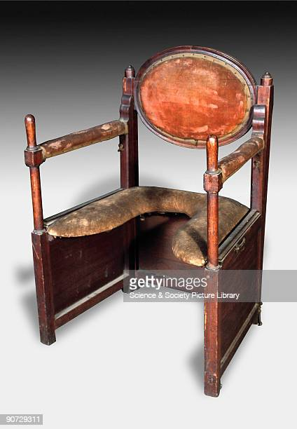 Parturition chairs were designed for facilitating delivery in childbirth