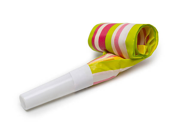 Party Blower: Free Party Horn Images, Pictures, And Royalty-Free Stock