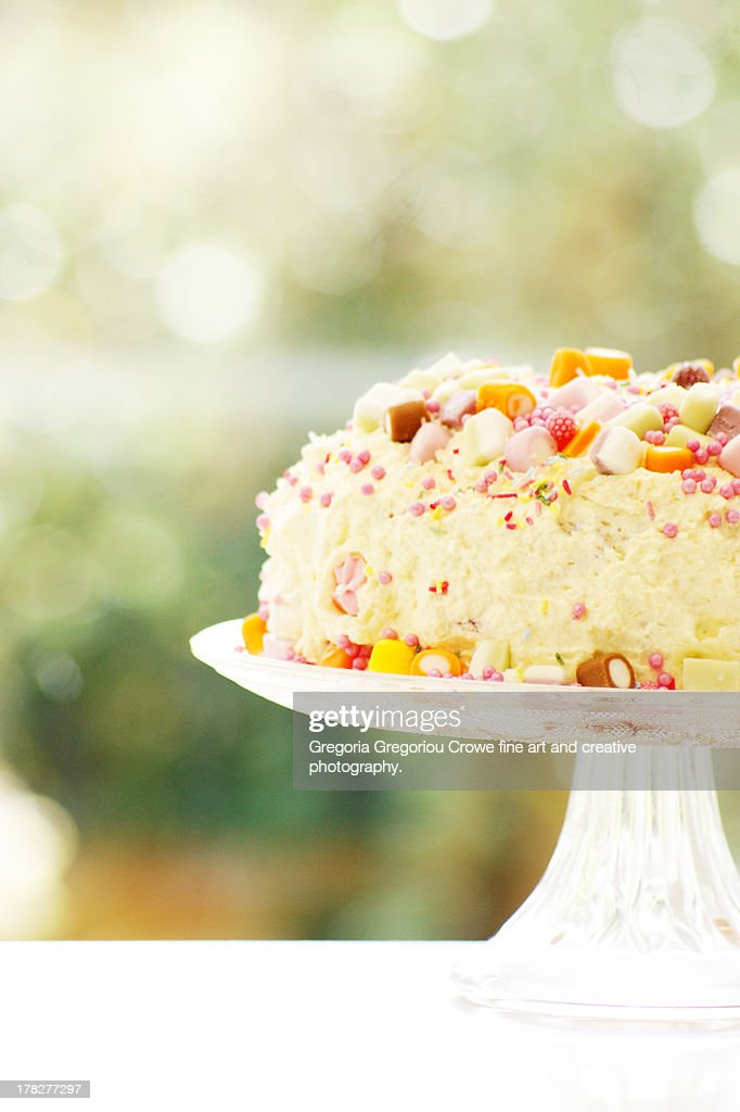 Party cake : Stock Photo
