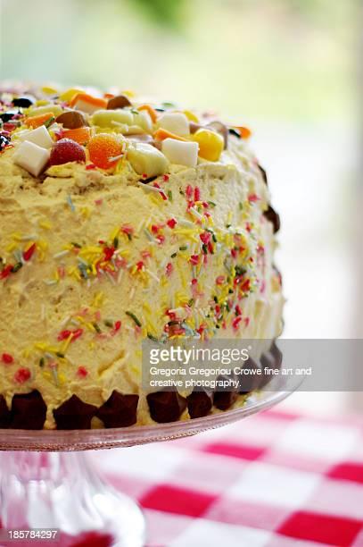 party cake - gregoria gregoriou crowe fine art and creative photography ストックフォトと画像