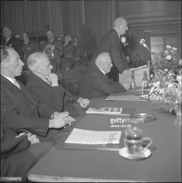 Party Conference of cantonal BGB, 1954