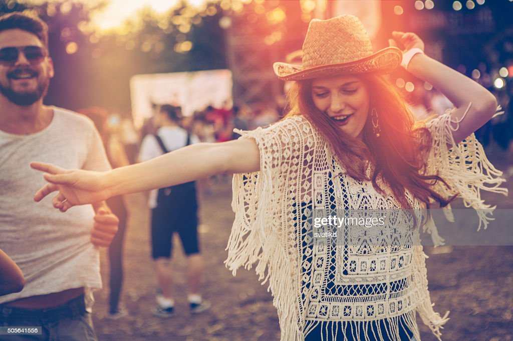Party girl! : Stock Photo