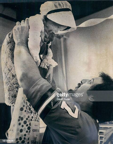 OCT 30 1975 OCT 31 1975 NOV 1 1975 Party Given to Lift young Patients' spirits Children's Hospital patient Julie Ketchum Lakewood is lifted into the...
