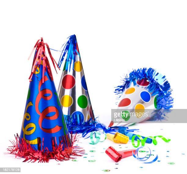 Chapeaux de fête et Blowers
