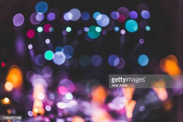 party lights background, lights background, background light, background lights, party background - ナイトクラブ ストックフォトと画像
