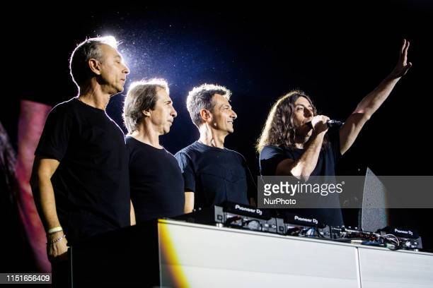 Party Like a Deejay Radio Deejay party at Mind in Milano Italy on June 22 2019