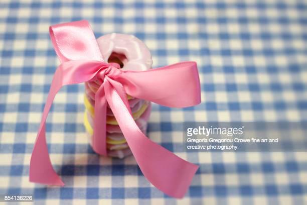 party ring cookies - gregoria gregoriou crowe fine art and creative photography. 個照片及圖片檔