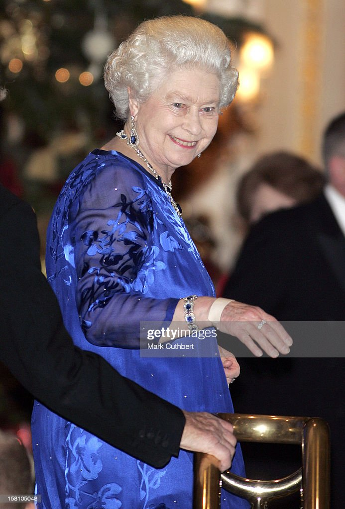 Queen Elizabeth 80Th Birthday Party At The Ritz : News Photo