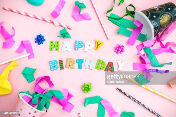 party,celebration,happy birthday background - happy birthday stock pictures, royalty-free photos & images