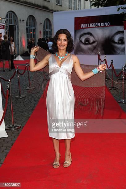 Partygirl Gitta Saxx Bei Wir Lieben Kino Director'S Cut Party Auf Der Praterinsel In München Am 210608
