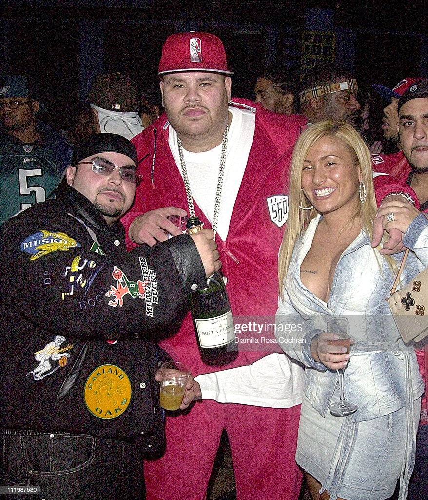 Fat Joe's Party
