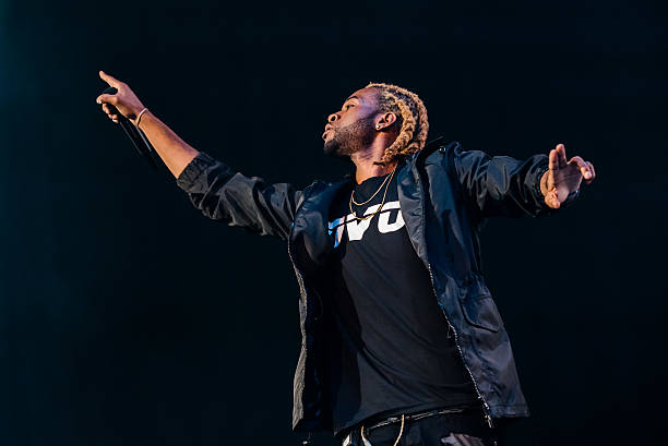 b0f3a4233 PartyNextDoor performs during 2015 OVO Fest at Molson Canadian Amphitheatre  on August 3