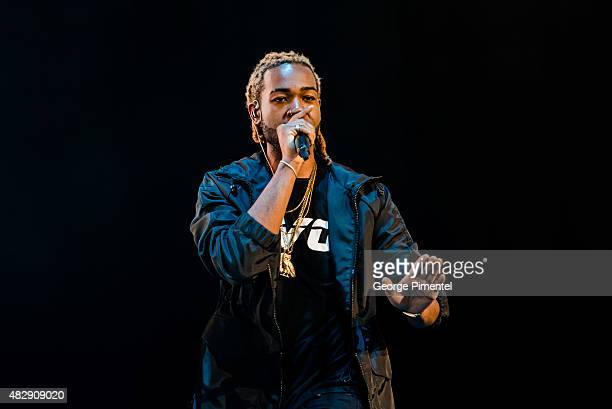 9fb97cd5a PartyNextDoor performs during 2015 OVO Fest at Molson Canadian Amphitheatre  on August 3 2015 in Toronto