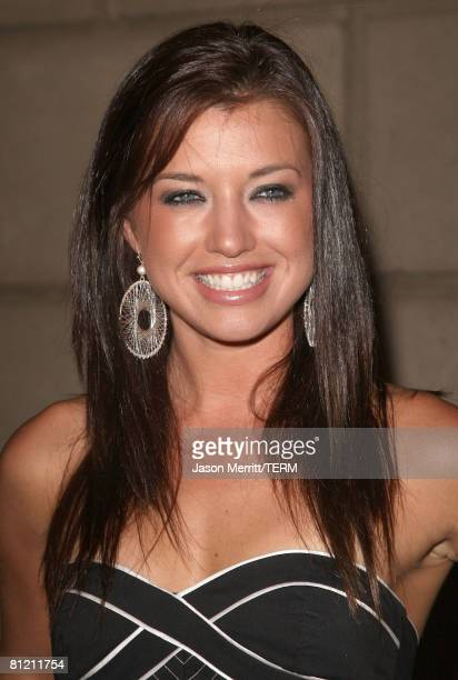 Parvati Shallow arrives to the In Touch Weekly and Ish Entertainment Summer Stars Party 2008 at club Social in Hollywood California on May 22 2008