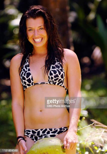 Parvati Shallow during the first episode of Survivor Micronesia Fans vs Favorites