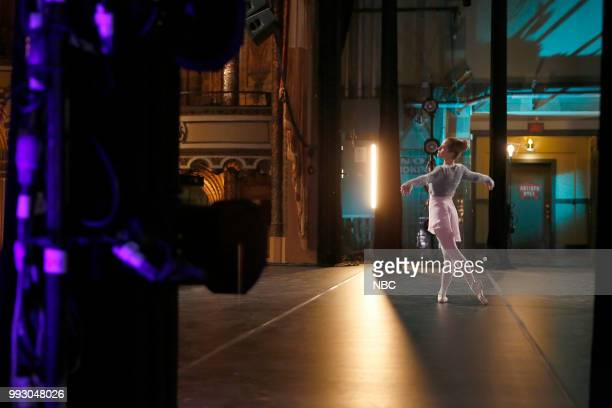 REVERIE 'Pas De Deux' Episode 106 Pictured Sally Pressman as Holly Maxwell