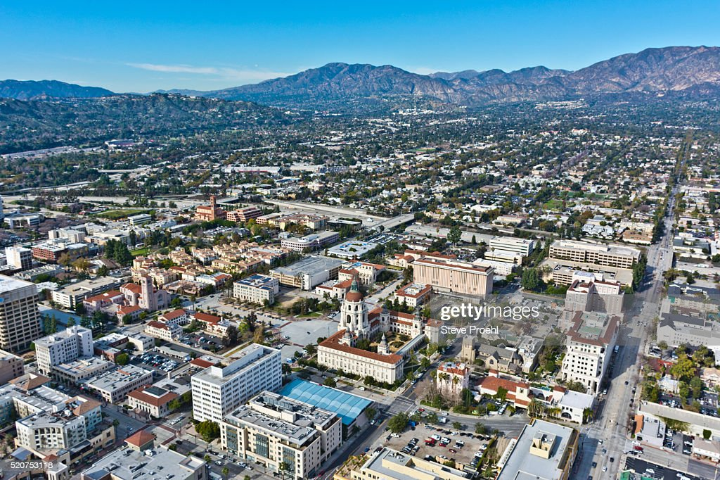 Pasadena CA : Stock Photo