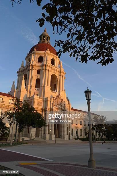 Pasadena City Hall, Los Angeles County, California