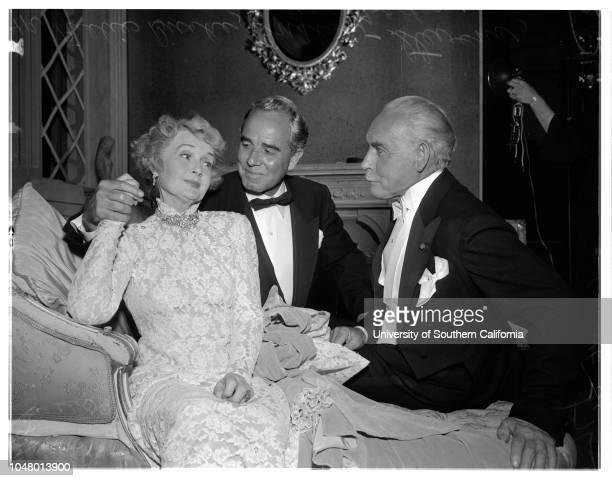 Pasadena playhouse June 14 1951 Marjorie Steele Billie BurkeRoy GordonGillian BlakeHans Joseph SchummLumsden HareGraydon SpaldingOttilie Marie La...
