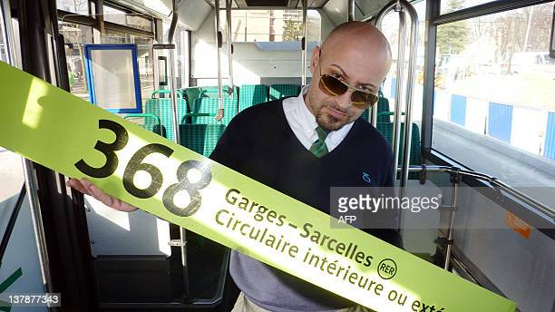 'PASCAL BASILIO CHAUFFEUR RATP LE JOUR CHANTEUR DE RAP LA NUIT' Pascal Basilio chauffeur de bus en banlieue parisienne sur la ligne N°368...