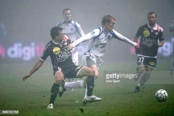 Pascal BERENGUER / Thomas KAHLENBERG Auxerre / Nancy 23e journee Ligue 1