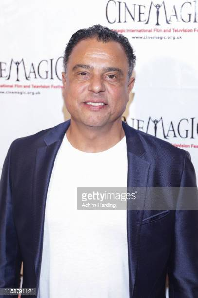 Pascal Borno attends the 30th Anniversary Of The CineMagic Charity Gala at The Fairmont Miramar Hotel & Bungalows on June 27, 2019 in Santa Monica,...