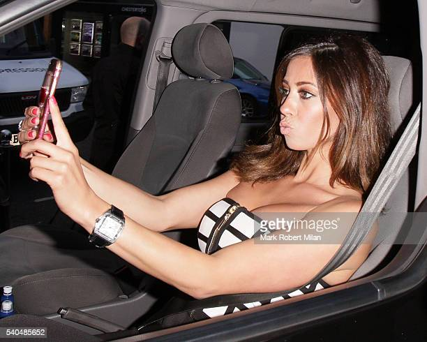 Pascal Craymer at Beach Blanket Babylon on June 15 2016 in London England