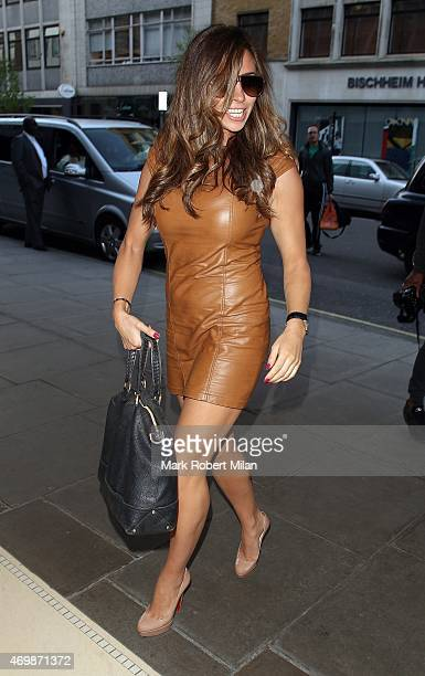 Pascal Craymer at the Sanderson Hotel on April 15 2015 in London England