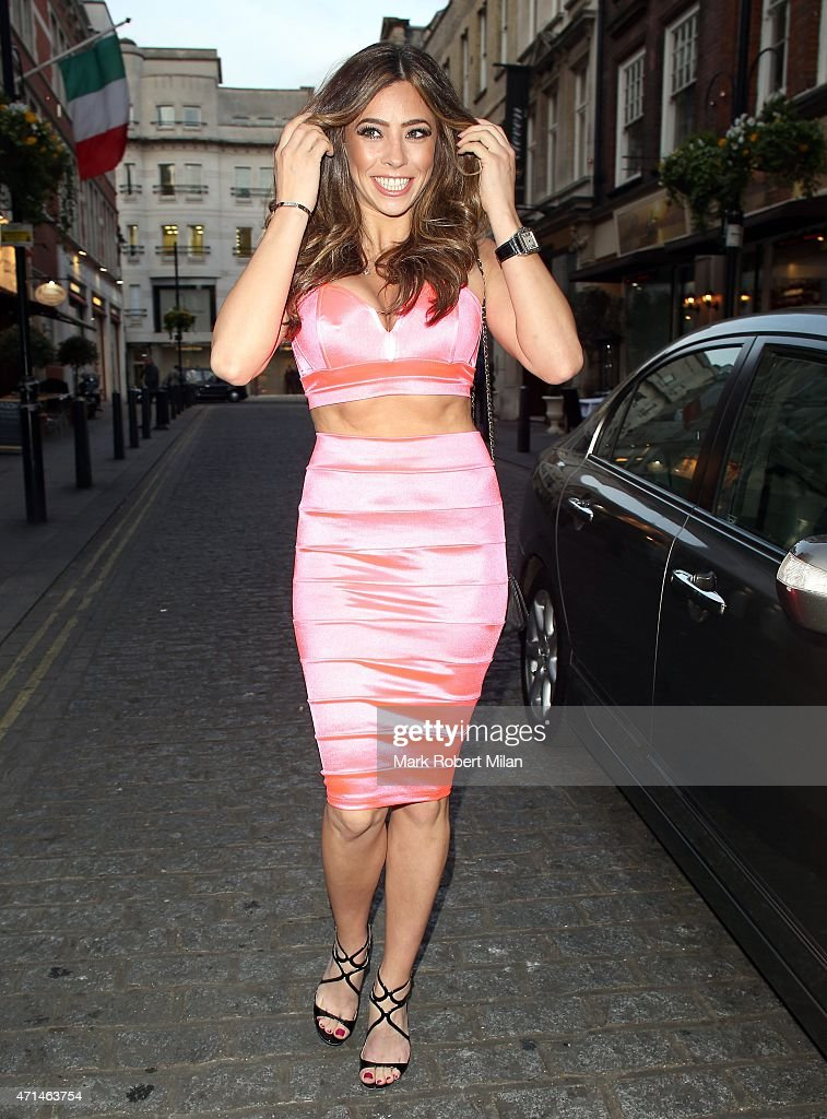 Pascal Craymer attending the Hot Gossip launch party at Gigi's on April 28, 2015 in London, England.