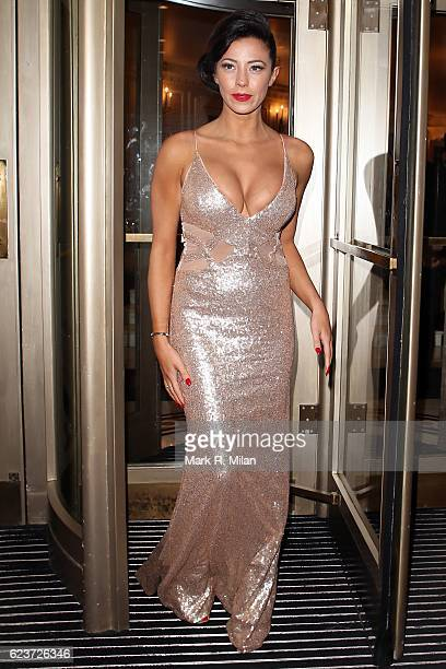 Pascal Craymer attending the Life after Stroke Awards on November 16 2016 in London England