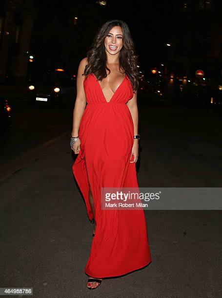 Pascal Craymer attending The Sun Bizarre Party at Steam and Rye on March 2 2015 in London England