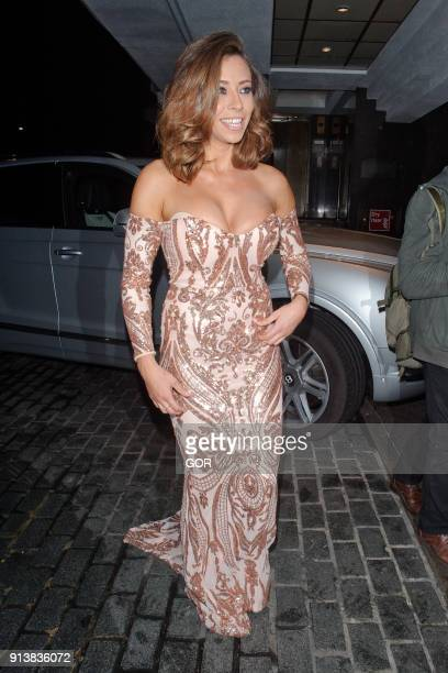 Pascal Craymer attending the World Cancer Day Gala on February 3 2018 in London England