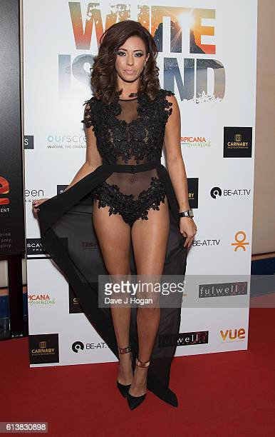 Pascal Craymer attends the film premiere of 'White Island' at Vue Piccadilly on October 10 2016 in London England