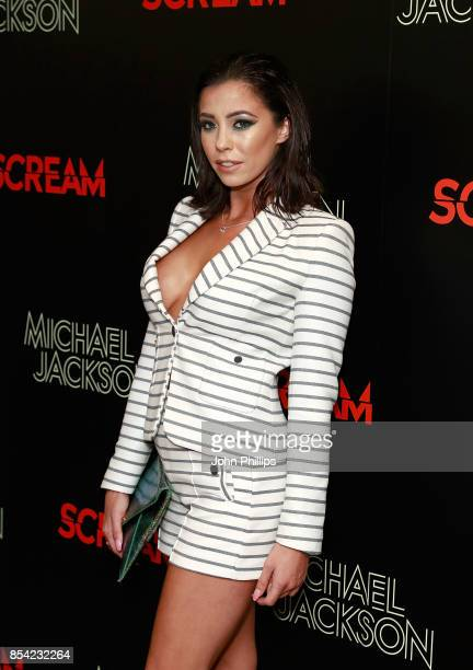 Pascal Craymer attends the Michael Jackson's 'Scream' album launch at Odeon Covent Garden on September 26 2017 in London England