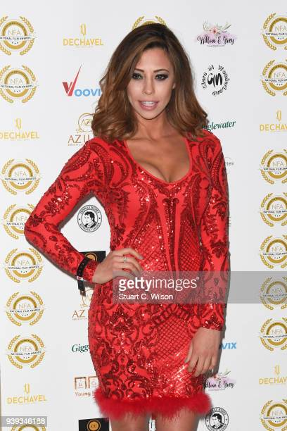 Pascal Craymer attends the National Film Awards UK at Porchester Hall on March 28 2018 in London England