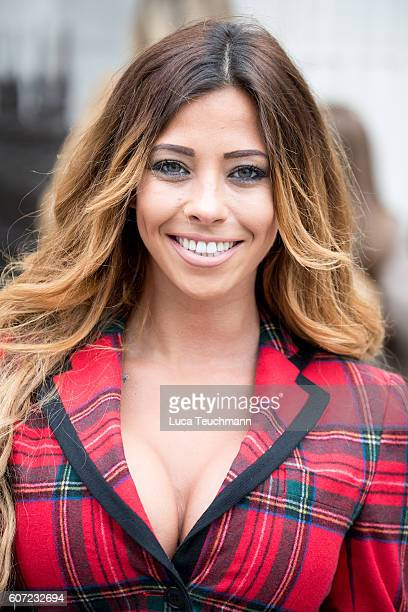 Pascal Craymer attends the Sabbinna show during London Fashion Week Spring/Summer collections 2016/2017 on September 17 2016 in London United Kingdom