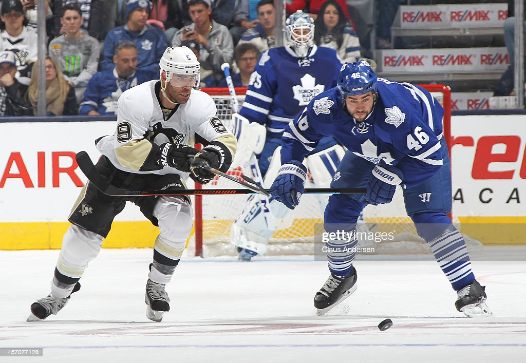 Pittsburgh Penguins v Toronto Maple Leafs : News Photo