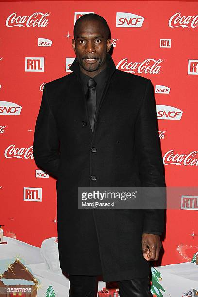 Pascal Gentil attends the 'Association Petits Princes' And Coca Cola Red Train Launch at Gare de L'Est on December 15 2011 in Paris France
