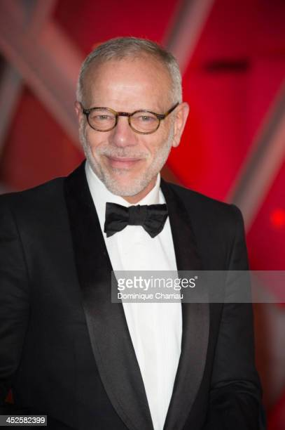 Pascal Greggory arrives at the opening ceremony of the 13th Marrakesh International Film Festival on November 29 2013 in Marrakech Morocco