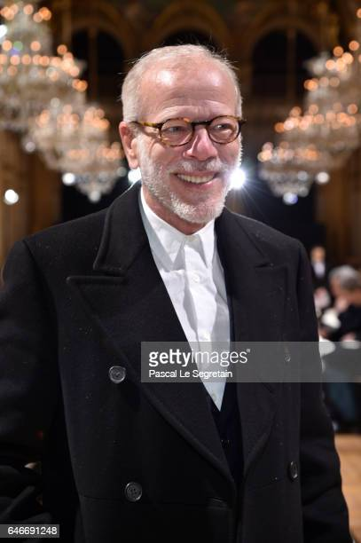 Pascal Greggory attends the Lanvin show as part of the Paris Fashion Week Womenswear Fall/Winter 2017/2018 on March 1 2017 in Paris France