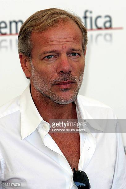 Pascal Greggory during 2005 Venice Film Festival 'Gabrielle' Photocall at Casino Palace in Venice Italy