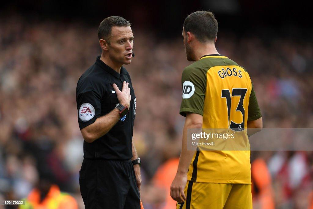 Arsenal v Brighton and Hove Albion - Premier League : News Photo