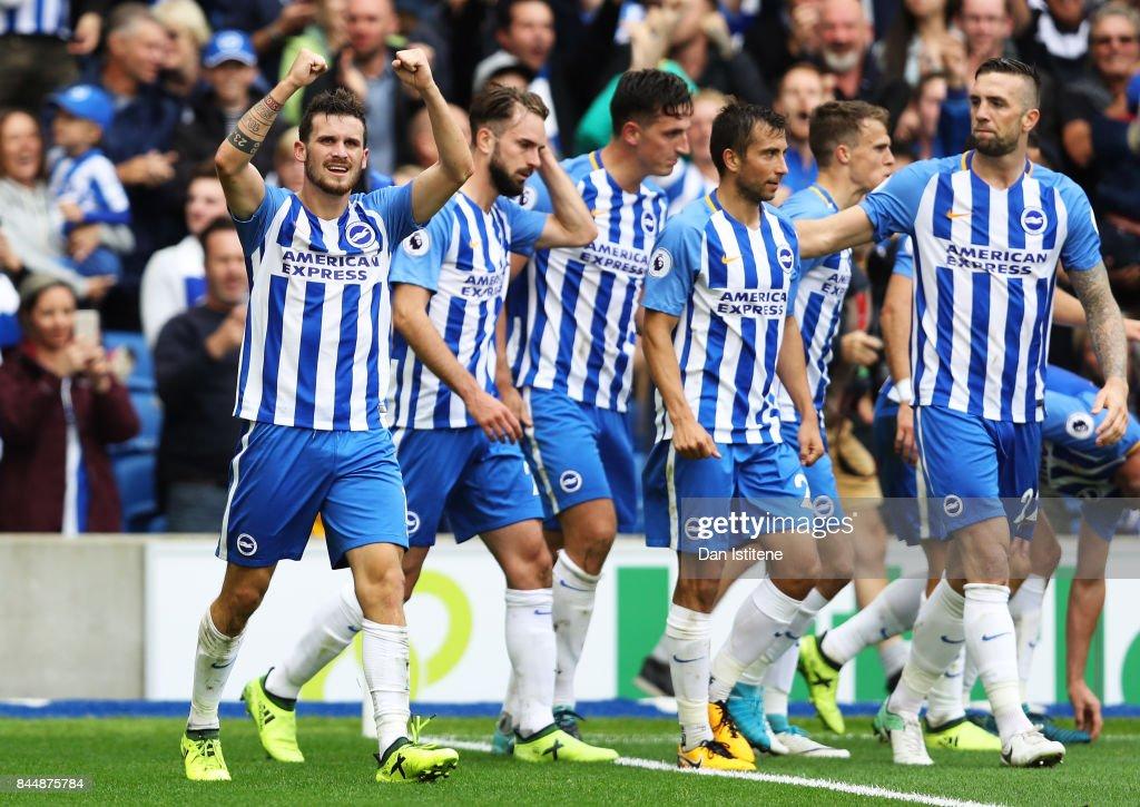 Brighton and Hove Albion v West Bromwich Albion - Premier League