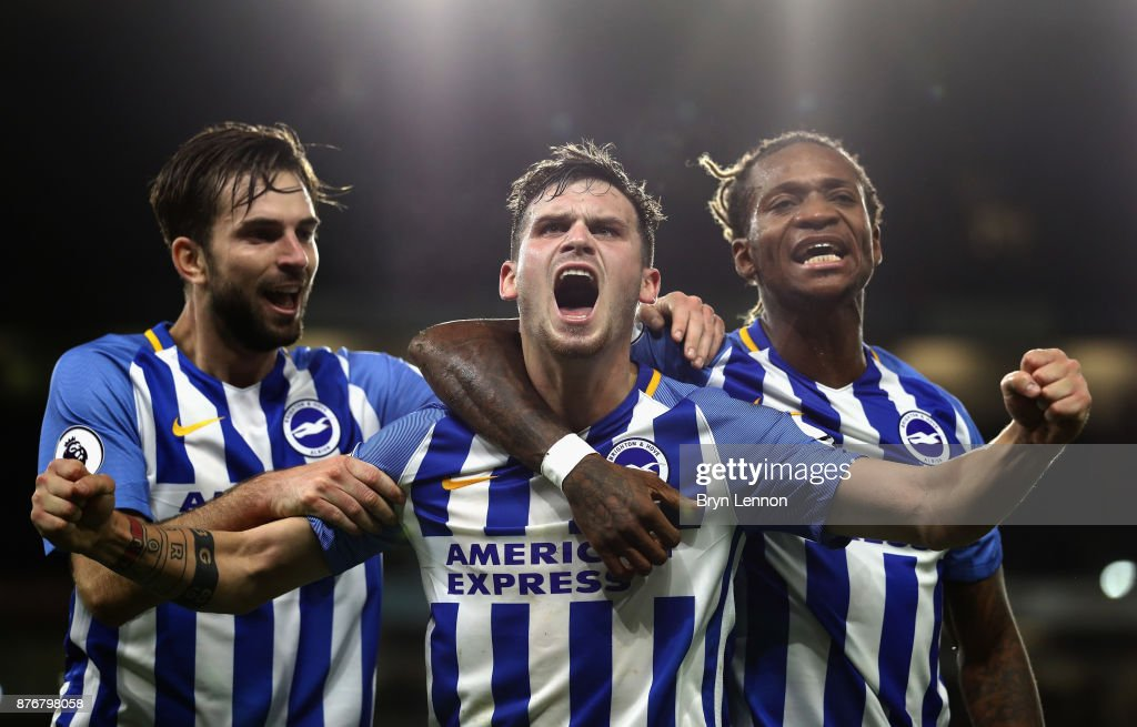 Brighton and Hove Albion v Stoke City - Premier League