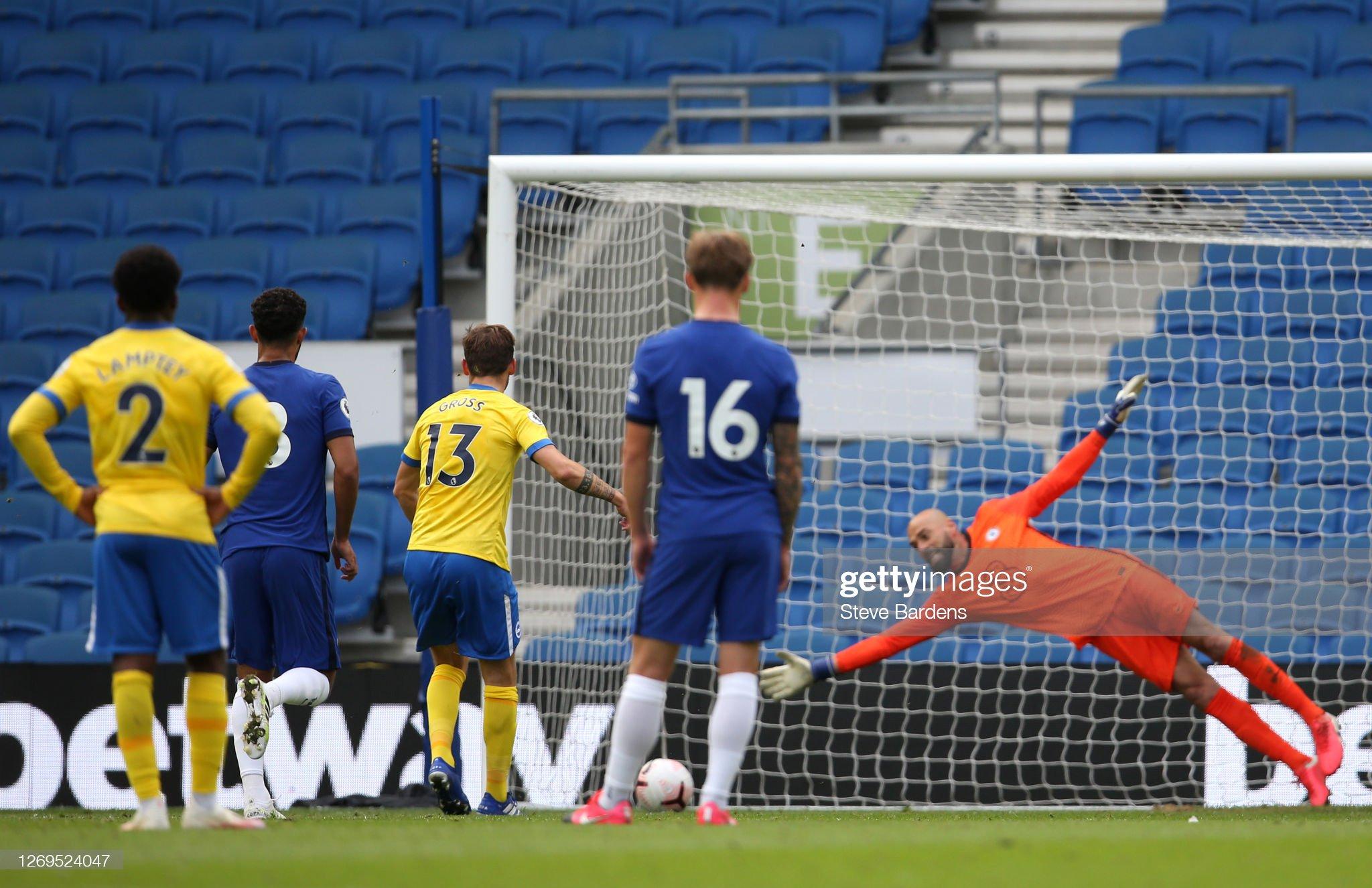 Brighton & Hove Albion v Chelsea: Pre-Season Friendly : News Photo