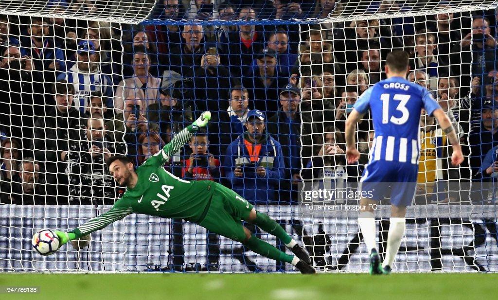 Brighton and Hove Albion v Tottenham Hotspur - Premier League : News Photo