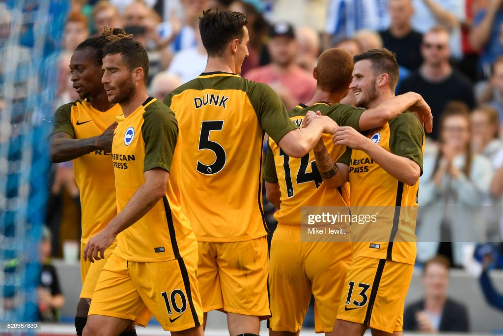 Brighton & Hove Albion v Atletico Madrid - Pre Season Friendly