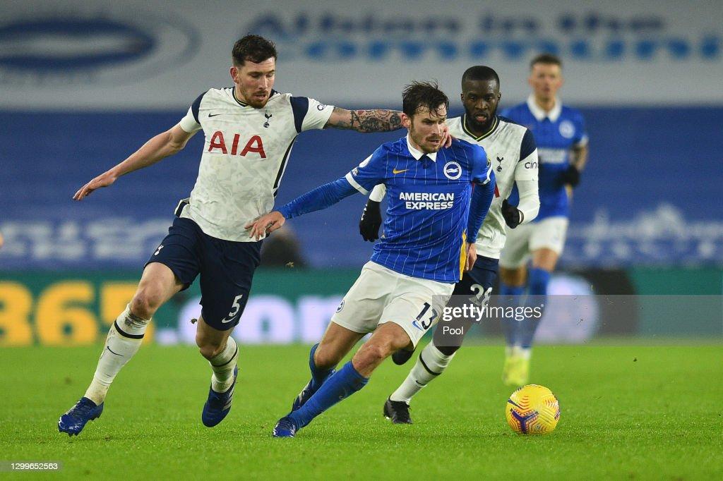 Brighton & Hove Albion v Tottenham Hotspur - Premier League : ニュース写真