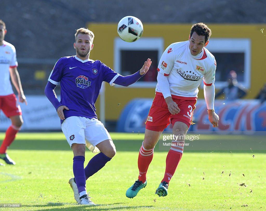 Union Berlin v FC Erzgebirge Aue - Bundesliga